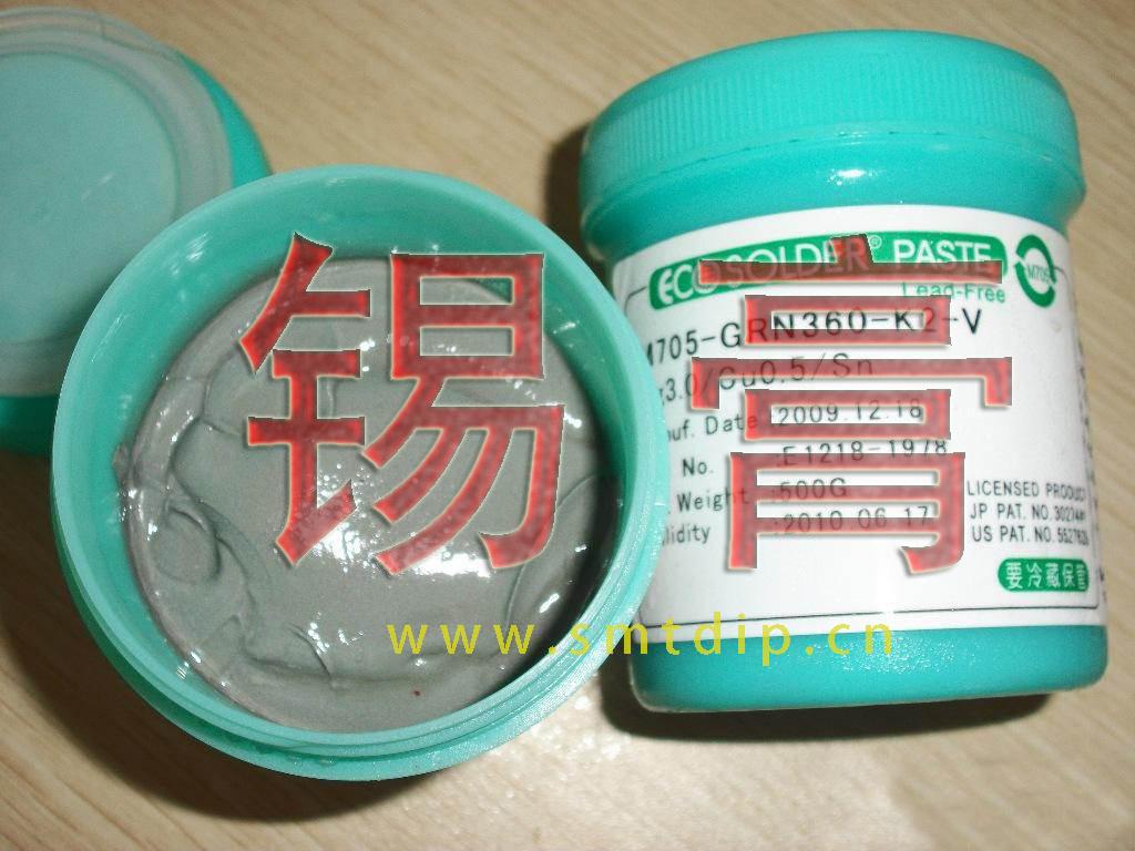 深圳市州川科技用的锡膏